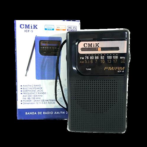 Radio Am/Fm Icf-9