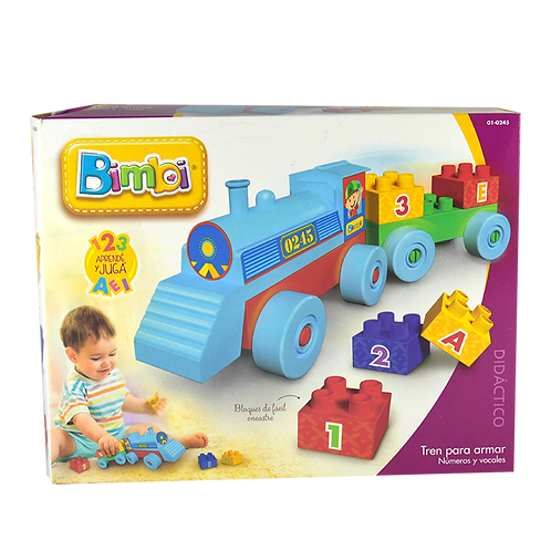 Bimbi Tren Didactico Bloques 01-0245