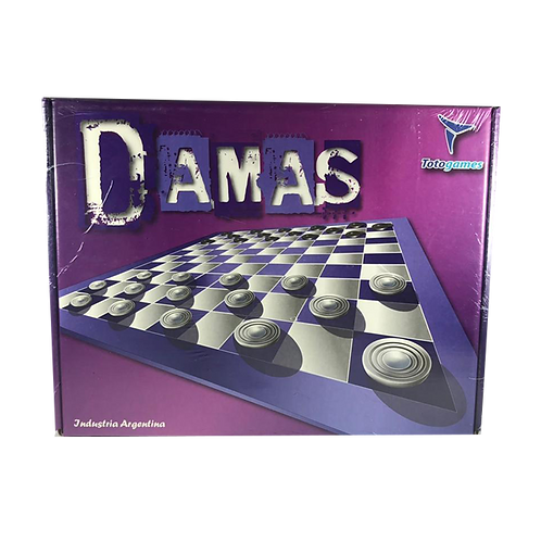 Juego De Damas Jm2001
