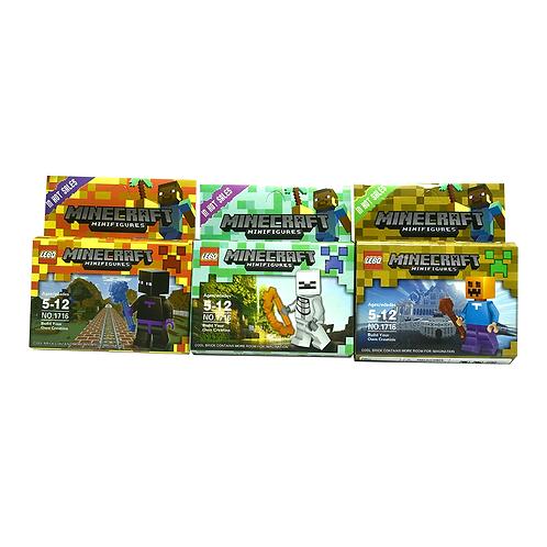 Lego Minecrft Jn0367 1712