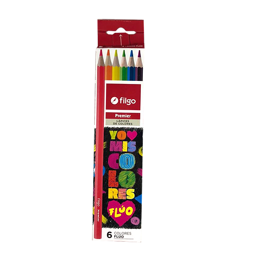 Colores De Madera Premier Fluor Pn401-E6