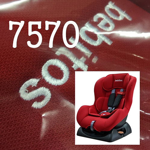 Cod. - 7570 - Butaca De Seguridad Grand Prix Z-100