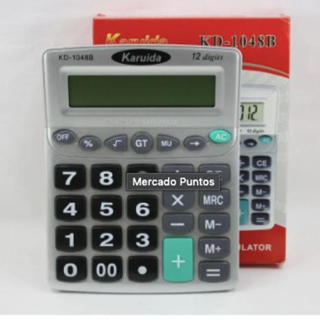 Calculadora Kk1048