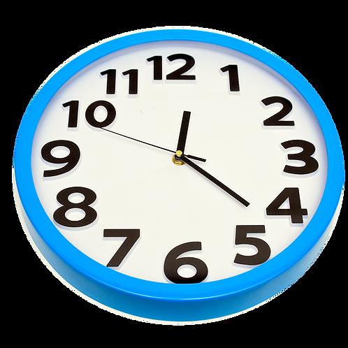Reloj De Pared Ns257573
