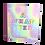 Thumbnail: Cod. - 15705 - Carpeta Escolar 3X40 Como Quieres 1001136