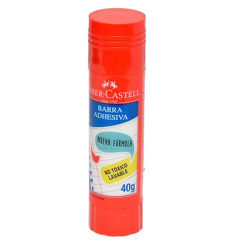 Cod. - 13679 - Adhesivo En Barra Faber 40Grs