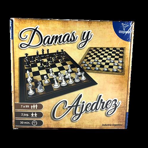Cod. - 19283 - Dama Ajedrez Jm2326