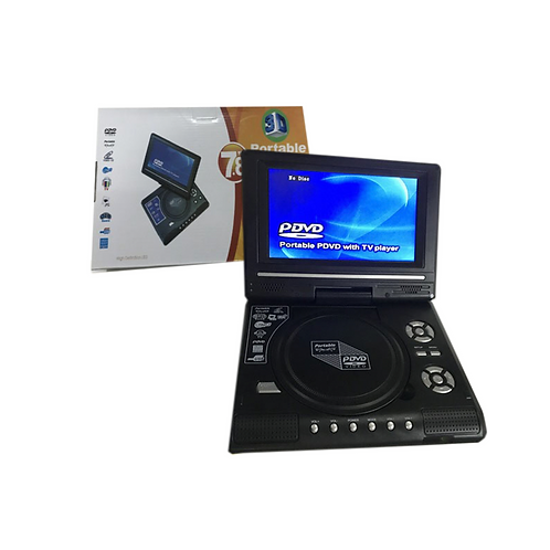 Dvd Portatil 7¨Lmd750