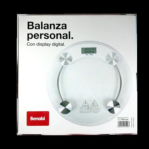 Cod. - 16491 - Balanza Personal 22500