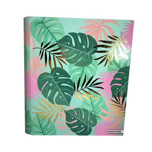 Carpeta A4 2X40 Tropical 1002198