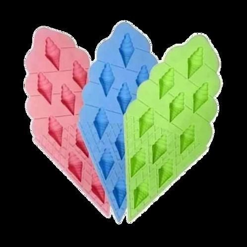 Cubetera Molde Forma Helados