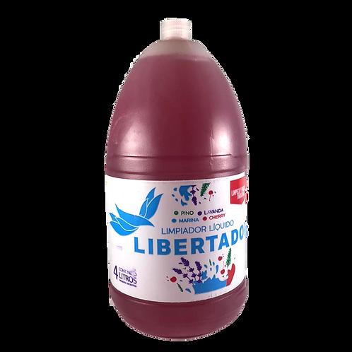 Cod. - 19136 - Limpiador Liquido 4Lts