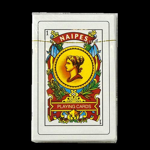Naipe Español Np02 430101