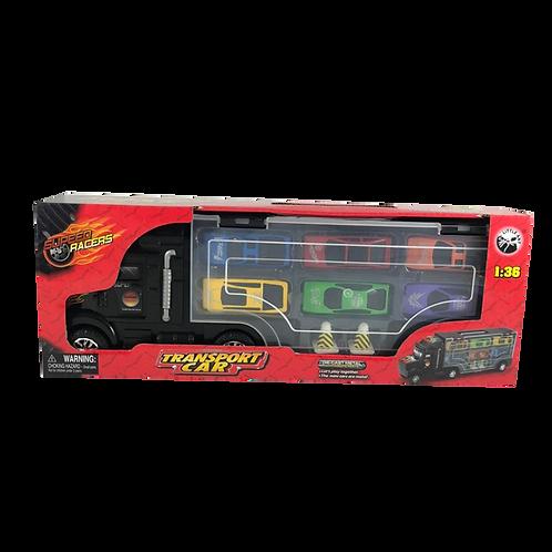 Camión Transportador X6 Autos Fd1663