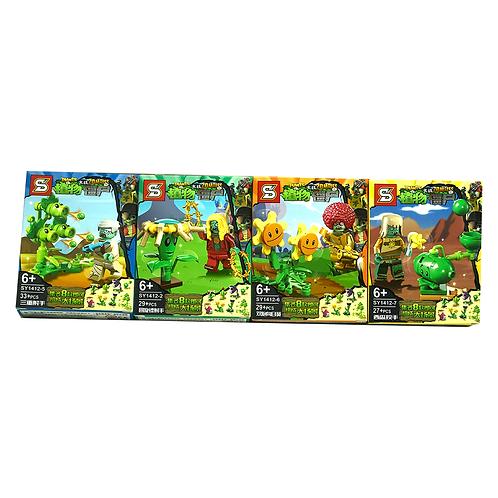 Lego Plantas Vs Zombies 1412