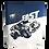 Thumbnail: Cod. - 13340 - Carpeta A4 2X40 Rapido Y Furiosos 1002140