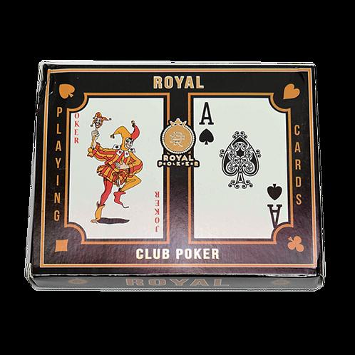 Naipe Poker Royal Av010