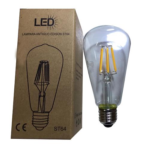 Foco Filamento Led Bulb 6 Watts 40140
