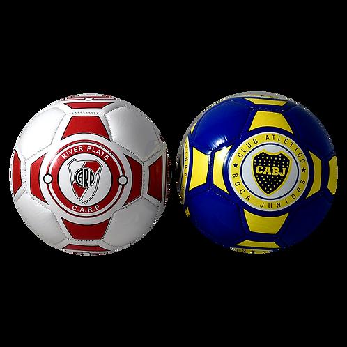 Cod. - 17984 - Pelota De Futbol Nº2 River Boca Fb02