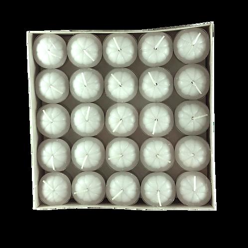 Cod. - 18539 - Velas De Noche X50 Con 50 Latitas 005G