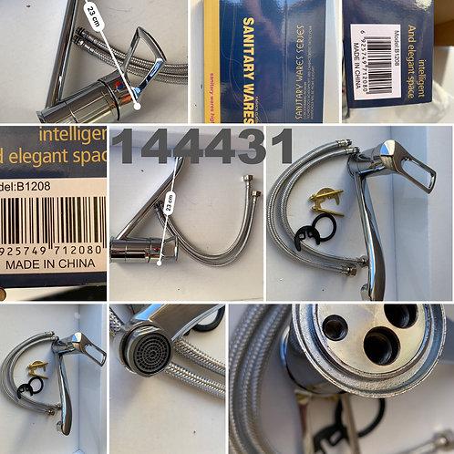 Cod. - 14431 - Canilla Monocomando Cromada B1208