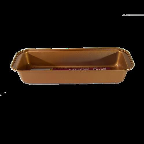 Budinera Bronce Antiadherente Kcm6082A