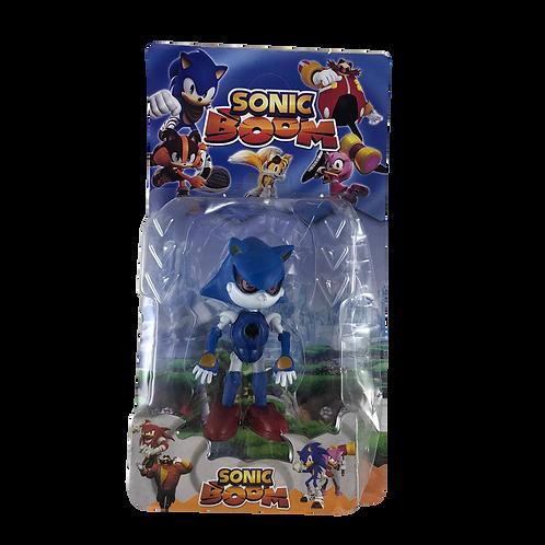 Cod. - 18038 - Muñeco Sonic En Blister X1 20752