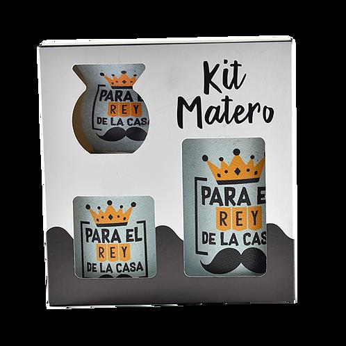 Kit Matero Dia Del Padre En Caja