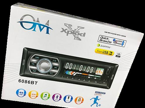Auto Stereo 6086Bt