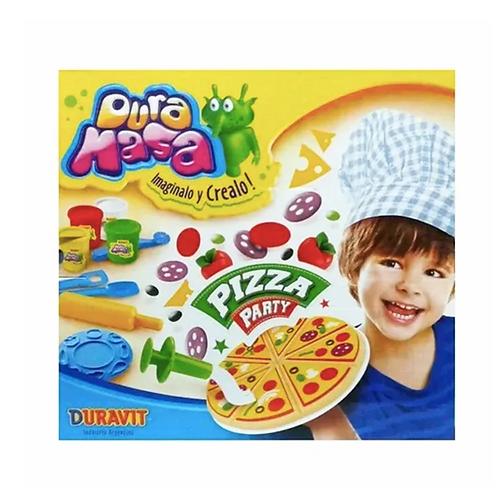 Masas Pizza Party Duravit 725