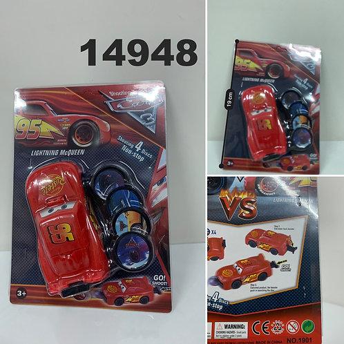 Cod. - 14948 - Auto C/Tazos En Blister Fs1901A