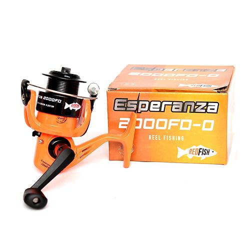 Reel Fluo Naranja F2000O