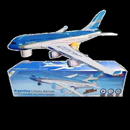 Avión Argentina A Pila