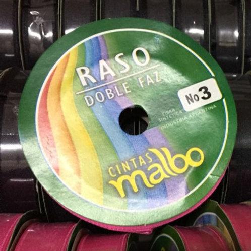 CINTA DE RASO N3 X10MTS