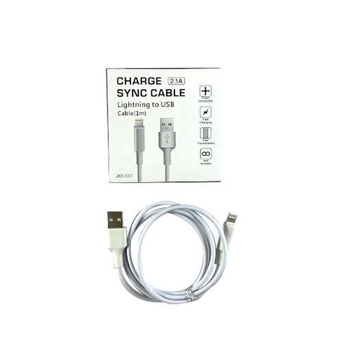 Cable Iphone 2.1 En Caja Jkx001A5