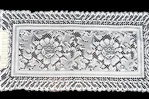 Camino De Crochet Cuadrado