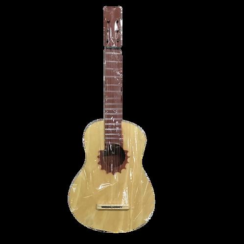 Guitarra De Madera Grande