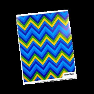 Cuaderno Maraton Zigzag T/F 24Hj