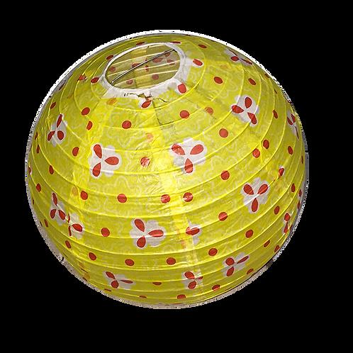 Lampara De Papel 20Cm Diametro Ba-51301