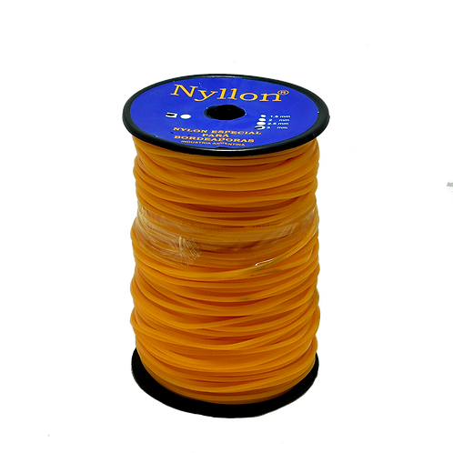 Cod. - 18025 - Tanza Nylon Redonda 3Mm 2783