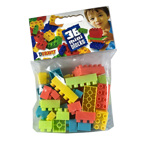 Bolsa Block Chico X36 Duravit 664
