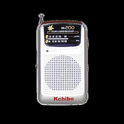 Radio Am/Fm Kk-200