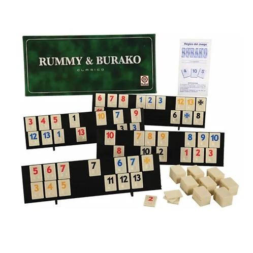 Cod. - 17886 - Rummy Y Burako 2005