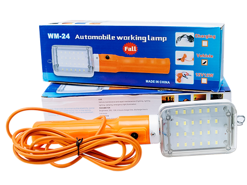 Lampara 24Led Para Auto Wm24