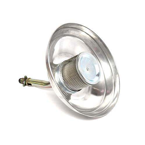 Pantalla Circular Aluminio 3000Cal