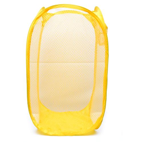 Canasto Plegable Color Liso 30X30X55 84052
