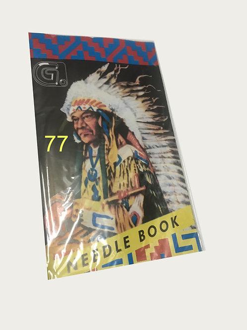 Cod. - 77 - Aguja Indio St025