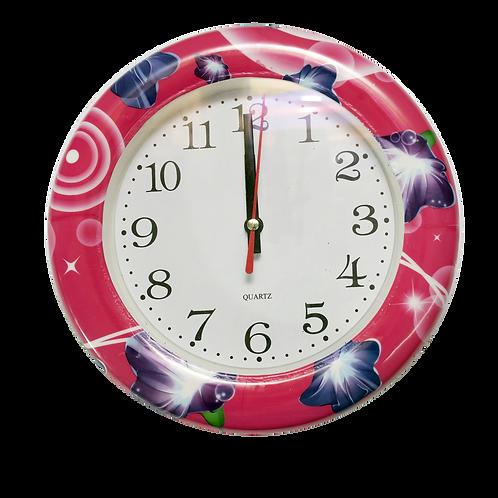 Reloj De Pared Redondo 21Cm 8478