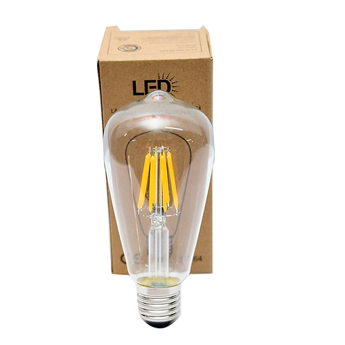 Foco Filamento Led Bulb 7 Watts 213