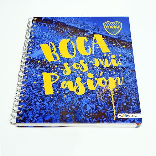 Cuaderno Universitario Rayado Boca Jrs 1208111